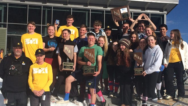 Under the coaching of Scott Trabert and Peggy Gant and captain Stephen Osborne, Bishop Manogue secured their third consecutive overall state title for the boys and state runner-up for the girls. Girls' captains were Sarah Osborne and Hope McGowen. The boys also took first in regionals as they won every regular-season race.
