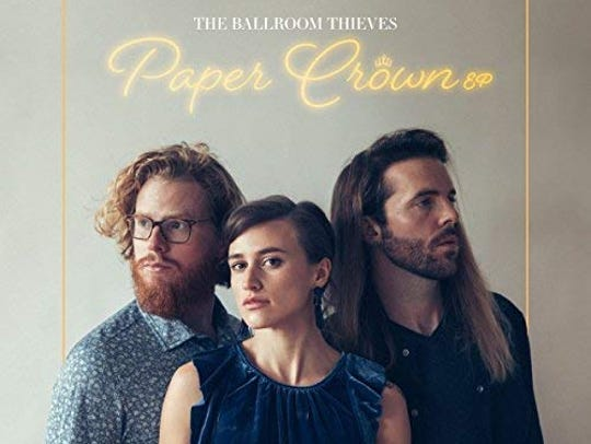 """Paper Crown"" by The Ballroom Thieves"