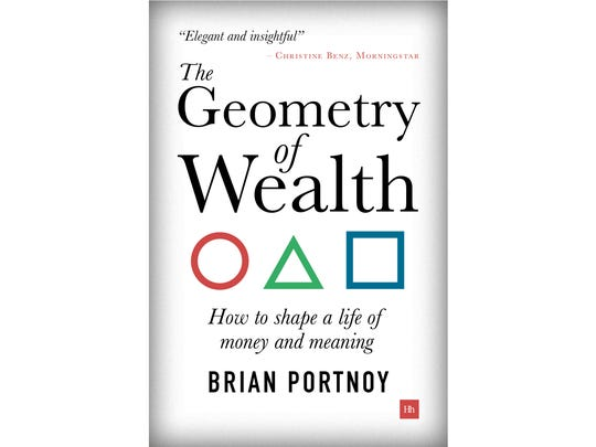 "In his newest book, ""The Geometry of Wealth,"" Brian"