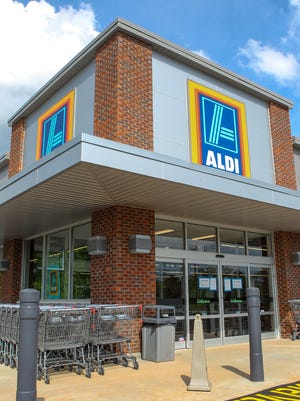 Aldi grocery store on S.C. Highway 28 bypass opens Thursday in Anderson.