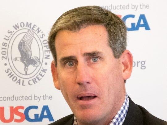 Matthew Dent, 2018 U.S. Women's Open General Chairman