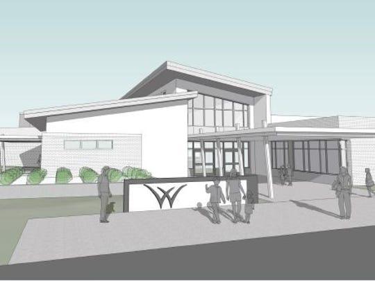 The Willard school district plans to build a new intermediate