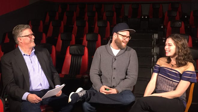 Free Press President and Publisher Al Getler interviews Seth Rogen and Lauren Miller Rogen about Hilarity for Charity, their nonprofit created to fund research against the disease.