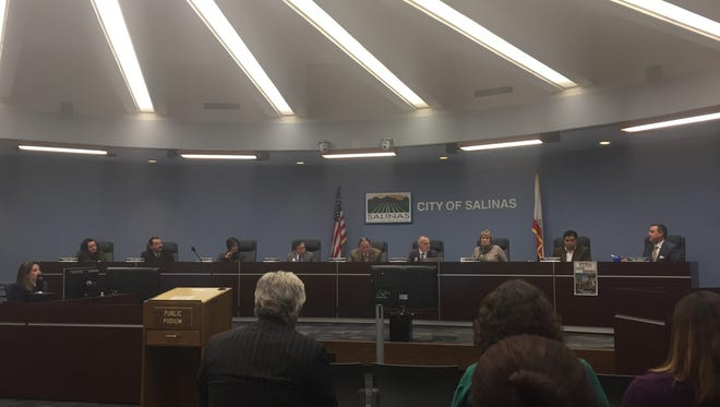 Salinas City Council meeting on Tuesday focuses on Chinatown Revilization plan and Monte Bella housing development.