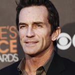 """In this Jan. 6, 2010 file photo, Jeff Probst, host of the reality competition series """"Survivor,"""" arrives at the People's Choice Awards in Los Angeles. (AP Photo/Matt Sayles, File)"""