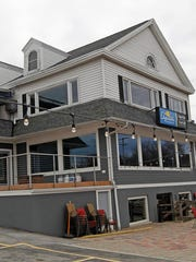 Sunset Grill is located underneath the Edgewater Supper Club in Pewaukee.