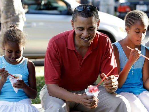 Birthday girl Sasha Obama's style is all grown up