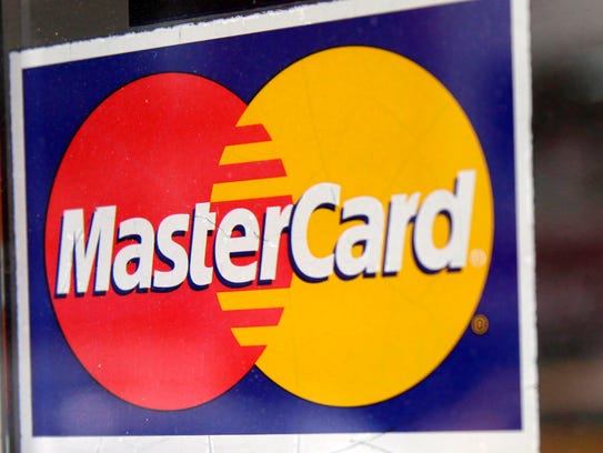 MasterCard is selling at a discount.