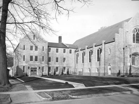 First and Calvary Presbyterian Church