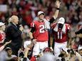 Falcons and Patriots advance to Super Bowl LI