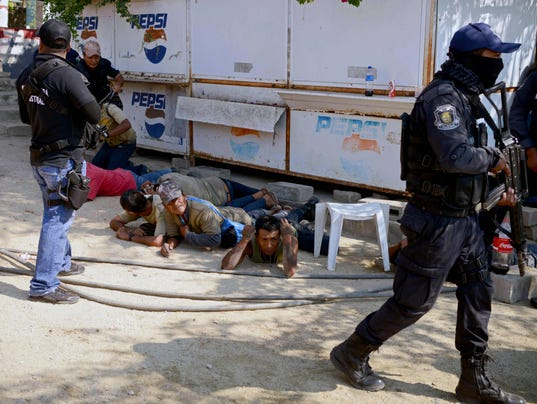 Guerrero crime