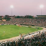 True or false: Moving back to Frontier Field would boost the Rhinos