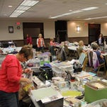 Crafters of all kinds unite at the Central Montana Creative Rendezvous, planned for Oct. 9 to 11 at the Heritage Inn.