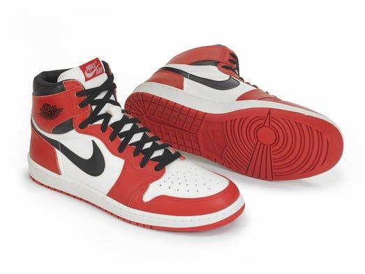 1985: Air Jordan