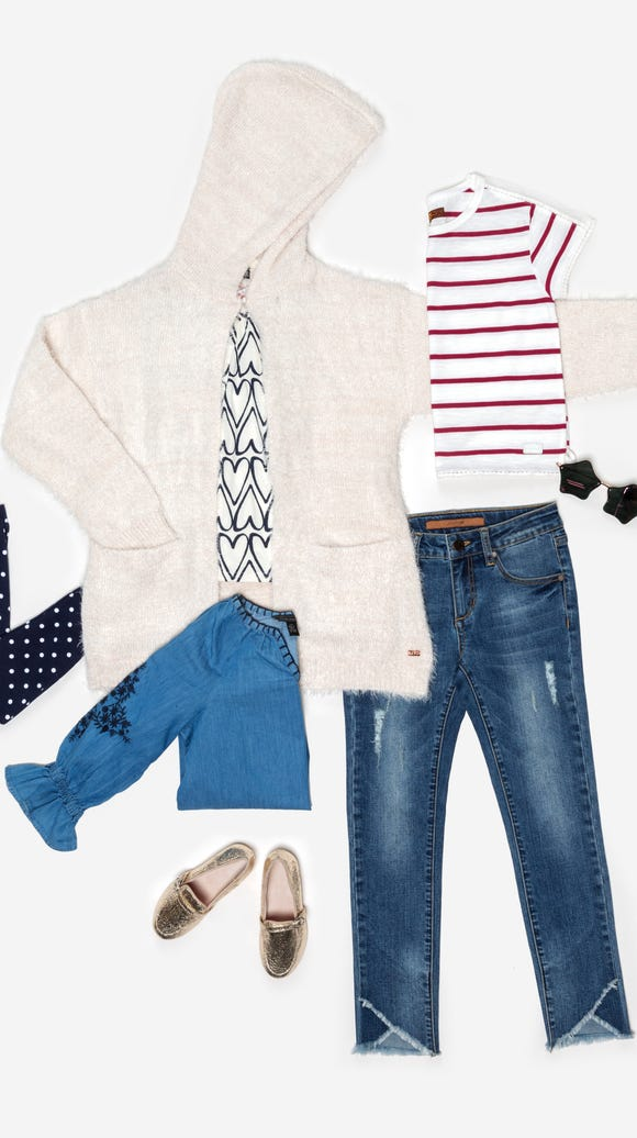 Kidbox clothing.