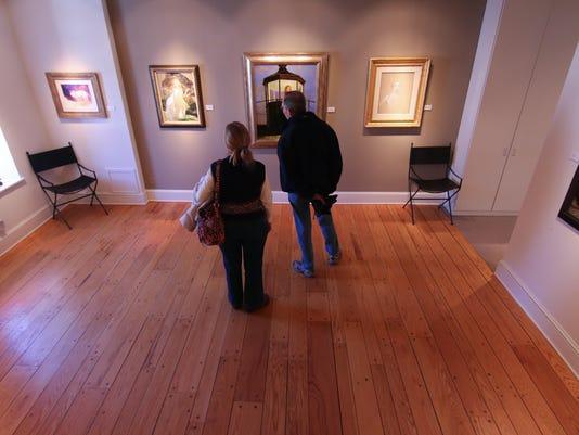 013115-Wil Jamie Wyeth exhibit-SS