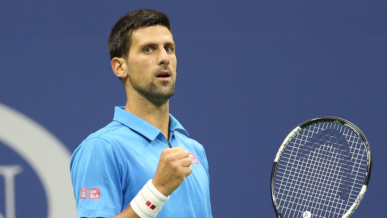 Tennis Channel recaps the day at the U.S. Open, where top-ranked Novak Djokovic advanced to the semifinals for the 10th consecutive year.