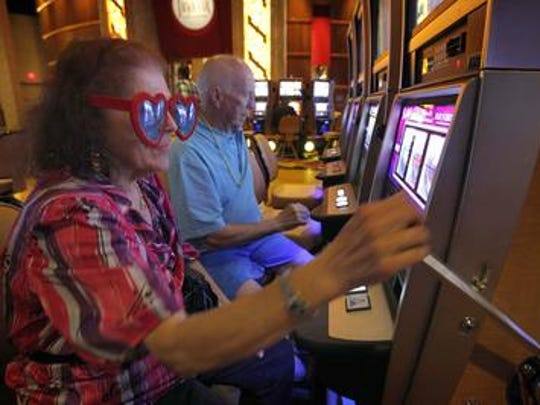 More than half of Pennsylvania's slot revenue stays in the casinos. The rest goes to horse racing and a break on property tax.