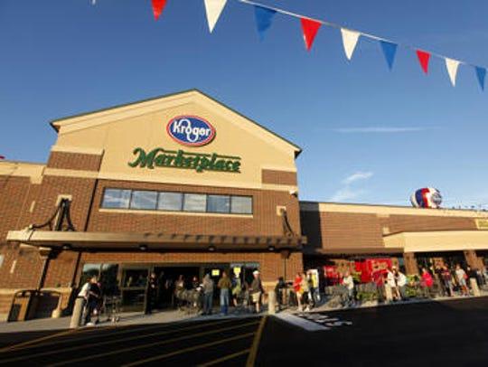 Kroger is the nation's largest supermarket retailer.