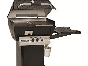 The Qrave Grill by BROILMASTER will be the perfect grill for all your summer grill outs!