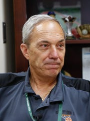 Yorktown High School Athletic Director Fio Nardone