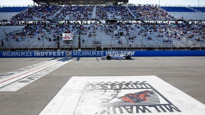 Major racing at the Milwaukee Mile has been non-existent for many years.