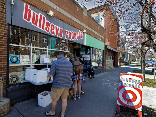 Bullseye Records, 1627 W. Irving Place, has been stockpiling new vinyl in anticipation of Record Store Day Saturday.