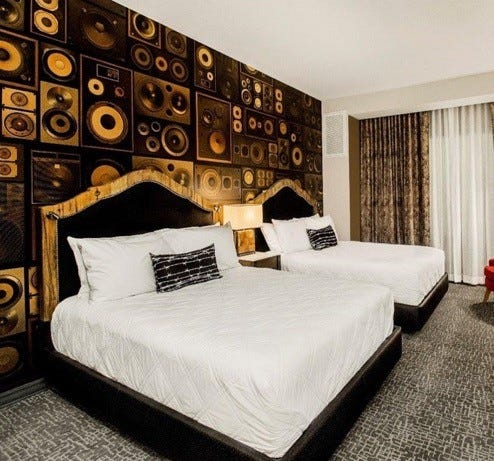 The Cambria Hotel U0026 Suites Is Now Open At 118 8th