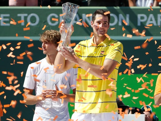 Tennis: Miami Open