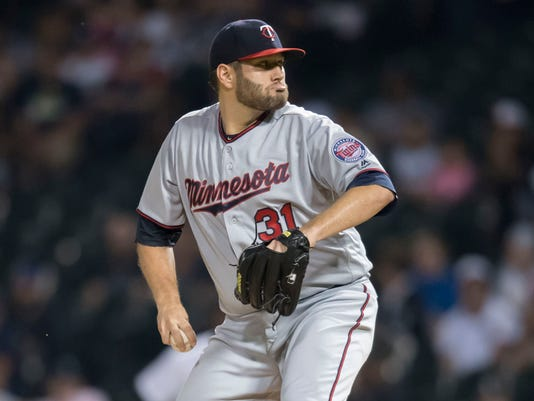 MLB: Minnesota Twins at Chicago White Sox