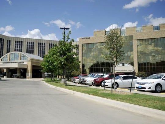 Hendrick Medical Center in Abilene, Texas