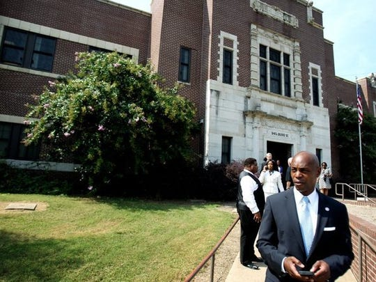 Shelby County Schools Supt. Dorsey Hopson (Mike Brown/The Commercial Appeal)