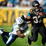 Jaguars running back Maurice Jones-Drew can become a free agent on Tuesday.