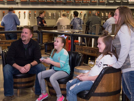 Sun King's Downtown taproom is now family-friendly.