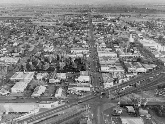 Glendale downtown