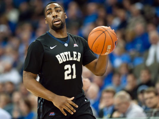NCAA Basketball: Butler at Creighton