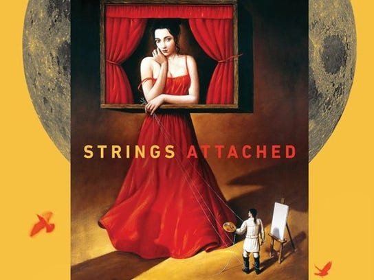 Strings Attached by Diane DeCillis (Wayne State University