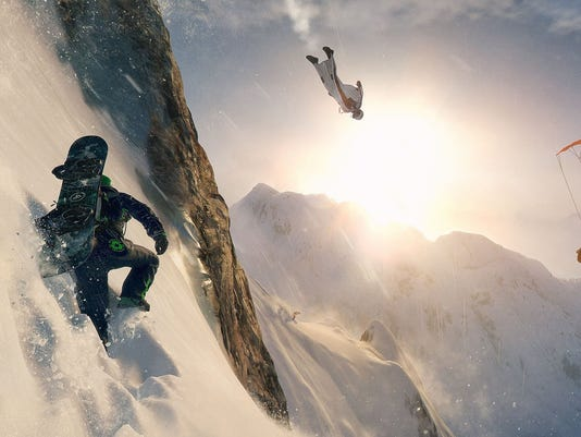 Steep for PS4 and Xbox One.