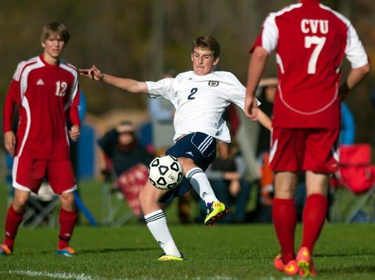 CVU vs. Essex Boys Soccer 10/10/14
