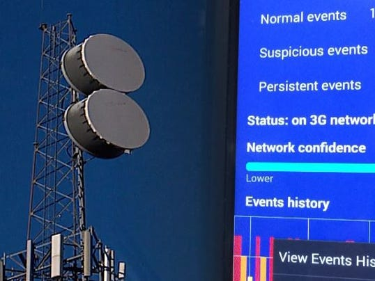 story reports suspicious cell phone tower activity washington