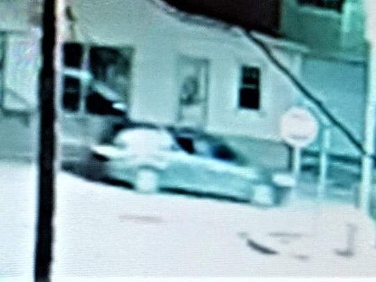 Hanover Borough police have released a photo of the