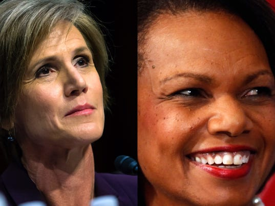 Yates Heard About Travel Ban From Media