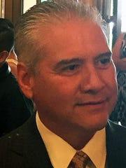 Armando Aguirre of Region 19