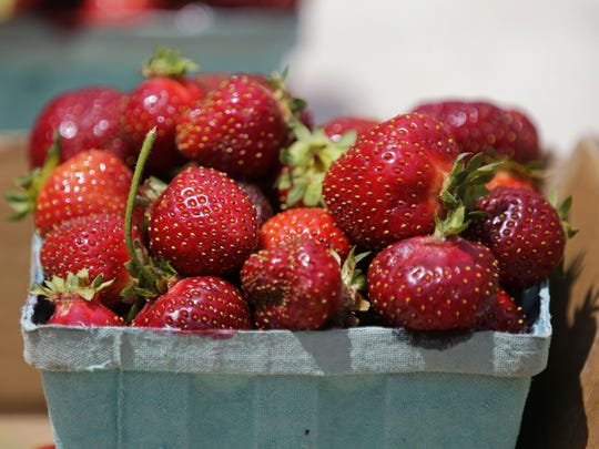 Berry season is off to a late start as farmers adapt to the cold weather. Strawberry picking will be offered later this month — a few weeks after the typical season.