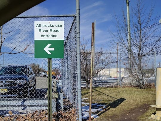 Despite Clifton Planning Board resolutions stipulating that truck traffic use a dedicated access road and not drive on Delawanna Avenue, residents say tractor-trailers use the road six days a week and cause dangerous driving conditions.