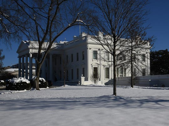 Georgia man plotted attack on White House, authorities say