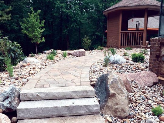 Beginner landscape design session is available at Schalow's