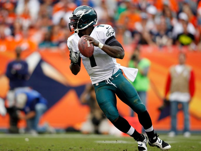 QB Michael Vick: Signed with New York Jets (previous team: Eagles)