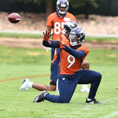 Diarse a 'Mile High' surprise for Broncos