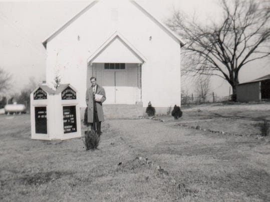 Old Jeff. church picture
